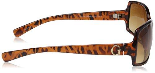 de UVA rim lentes para sol amp; gafas Guess sol full funda el Tour 100 gafas UVB Ladies nbsp;Womens 7012 qvgwF0BR
