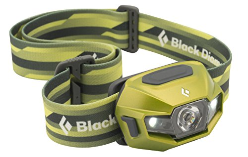 Black Diamond Revolt Headlamp, Metallic Citron