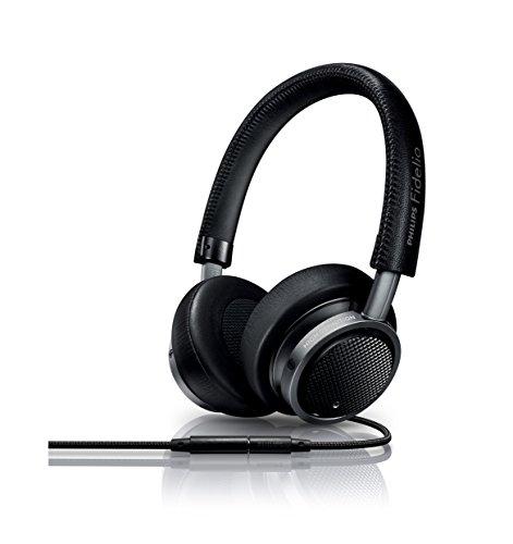 Philips M1MKIIBK Fidelio Headphones with Mic