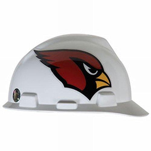 MSA Officially Licensed NFL V-Gard Caps, Arizona Cardinals 1