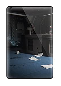 Ipad Mini/mini 2 Case Cover - Slim Fit Tpu Protector Shock Absorbent Case (alien: Isolation)