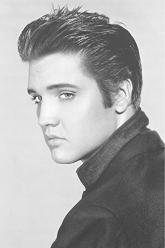 Elvis Presley Loving You Music Paper Poster Measures 36 x 24