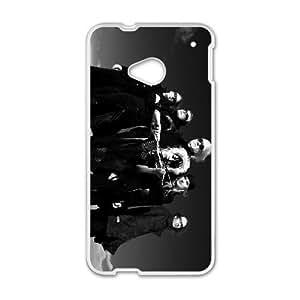 HTC One M7 Cell Phone Case Covers White Tangerine Dream MSU7157380
