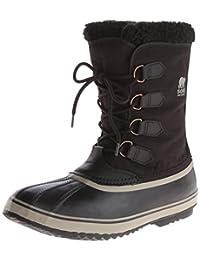 Sorel Men's 1964 Pac Nylon Snow Boot Black