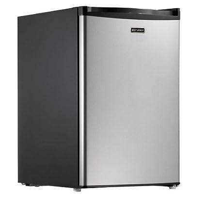 amazon com emerson 2 7 cu ft compact refrigerator kitchen dining rh amazon com Emerson Compact Refrigerator Emerson Ice Maker