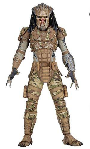 NECA Predator 2018: Ultimate Emissary #2 7' Scale Action Figure