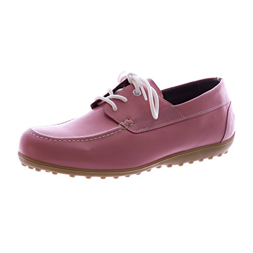 BALLY Golf Women Mocc Plus Golf Shoes 9 Pink by BALLY