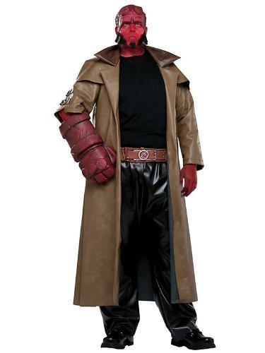 Hellboy Costume Hand (Rubie's Costume Co - Hellboy Full Size Costume - 44-52)
