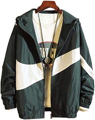 (ニカ) メンズ 春 秋 ジャンパー コート ジャケット ブルゾン お洒落 原宿系 ストリート系 BF風 MA-1 ジャケット カジュアル ゆったり フード付き コート