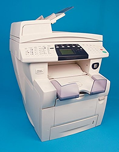 Refurbished Xerox Phaser 8560/N MFP Color Multifunction Printer - Letter / A4, 30 ppm, Up to 2400 FinePoint™, 625 Sheets, 600 MHz Processor, 512 MB Memory (Phaser Memory Scanner)