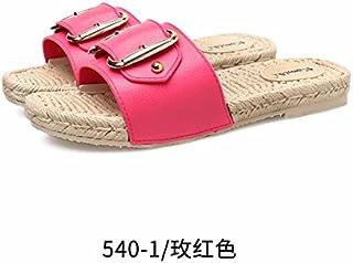 LIUXINDA-XZ Summer Tide Chaussures de plage pour femme