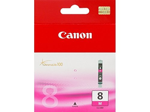 Canon CLI-8 Magenta Ink Tank Compatible to Pro9000 and Pro9000 Mark II (Pro 9000 Magenta Ink)