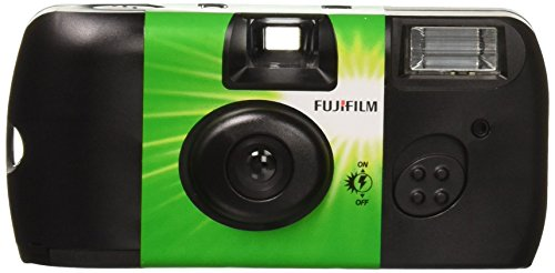 Fujifilm QuickSnap Flash 400 Disposable 35mm
