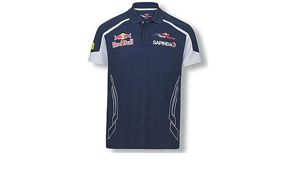Scuderia Toro Rosso equipo Polo: Amazon.es: Deportes y aire libre