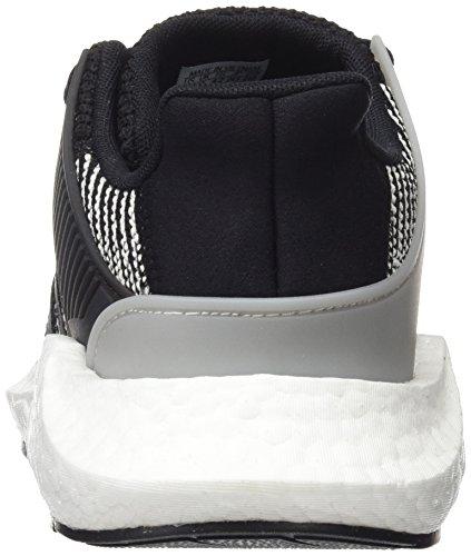 adidas EQT Support 93/17, Baskets Basses Homme Noir (Core Black/Core Black/Footwear White)