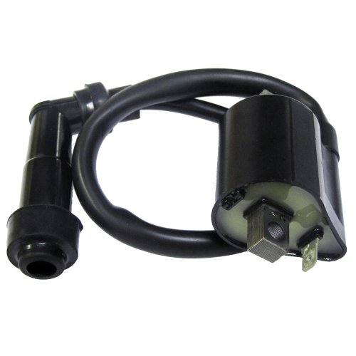 Caltric Ignition Coil Fits Yamaha Warrior 350 YFM350 1989-2004 for sale