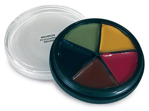 505B Mehron Bruise Wheel (Bruise Colors)