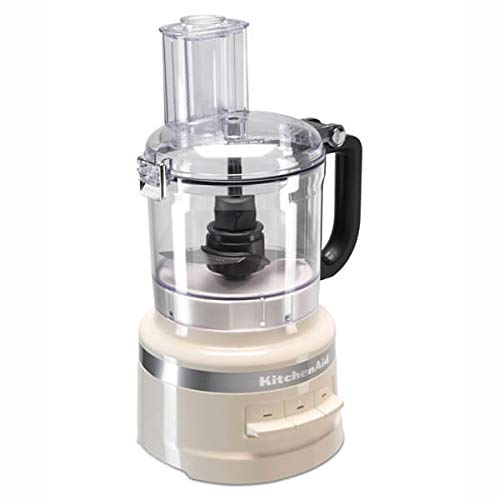 Kitchenaid 1 7l Almond Cream Food Processor With Free Gift