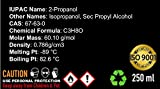 Cero Iso Propyl Alcohol 99 Percent Pure