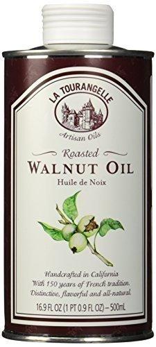 LA TOURANGELLE OIL WALNUT RSTD, 16.9 OZ (Pack of 2)