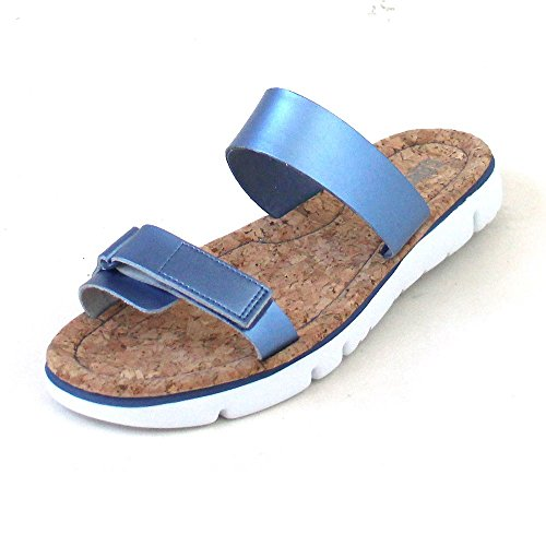 Camper Medium Blue Medium Womens Blue Sandals Oruga Sw7SqrX