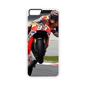 iphone6 4.7 inch Phone Case White Marc Marquez UYUI6778611
