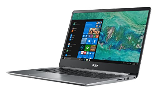 Acer Swift 1 SF114-32-P56T Pc Portatile, Notebook con Processore Intel Pentium Silver N5000, Ram 4 GB DDR4, 128 GB SSD… 3 spesavip