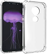 "Capa Anti Shock Motorola Moto G7 Play 5.7"" 2019, Cell Case, Capa Anti-Impacto, Transpa"