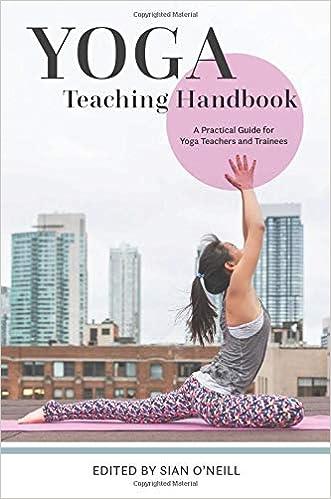 Yoga Teaching Handbook: Sian ONeill: 9781848193550: Amazon ...