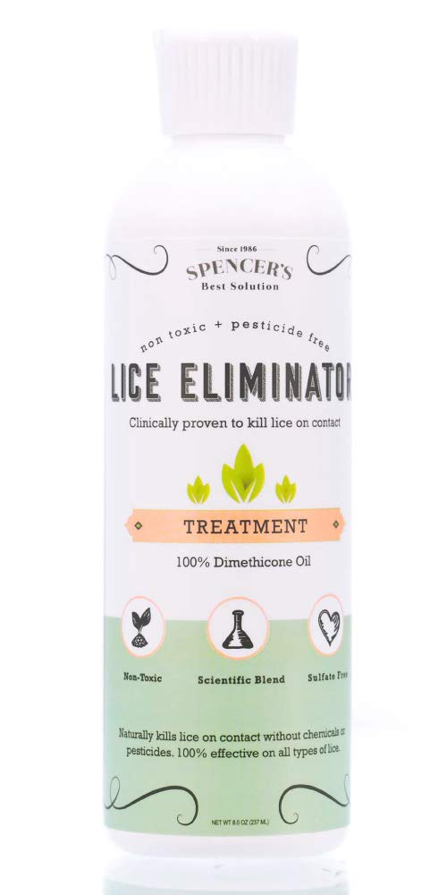 Lice Eliminator Oil - Natural DIY Home Treatment Safe for Kids Adults & Family - Kill Super Lice Louse Nits Eggs with Our Fast Easy Pro Removal Product