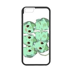 bulbasaur pokemon iPhone 6 4.7 Inch Cell Phone Case Black 53Go-474159