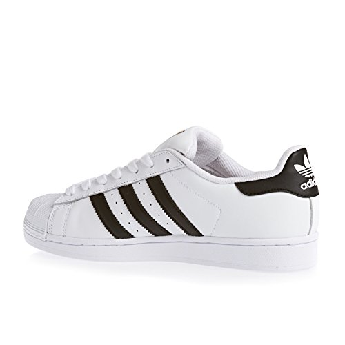 adidas Superstar Foundation Herren Sneakers Blanc