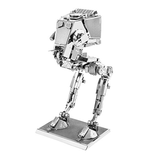 Intricate Metal - FascinationsMMS261 Metal Earth Star Wars AT-ST
