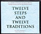 Twelve Steps and Twelve Traditions on Audio CD