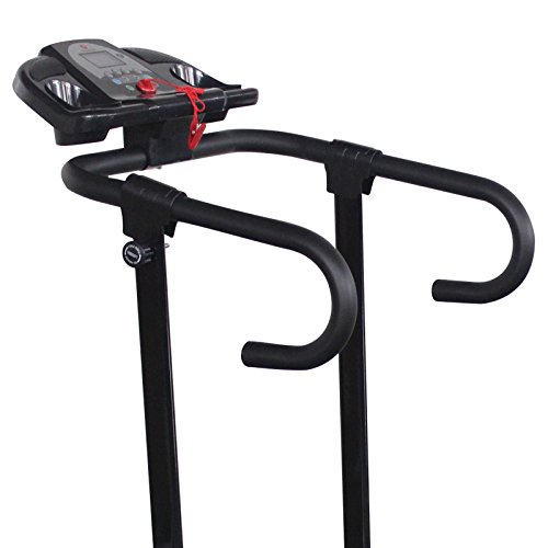 Portable 500W Folding Electric Motorized Treadmill Running Gym Fitness Machine by ZETY (Image #2)'