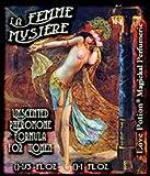 Love Potion�: La Femme Mystere ~ UNscented Pheromone Blend for Women - 1/3 Fl.oz. (10ml)