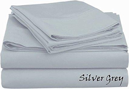 """Nueva """"RV corto Queen tamaño 100% algodón egipcio 10 pulgadas duermen Juego de"""