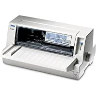Epson C376101 Pro Dot Matrix Printer LQ-680, 24 Pin, Narrow, Parallel
