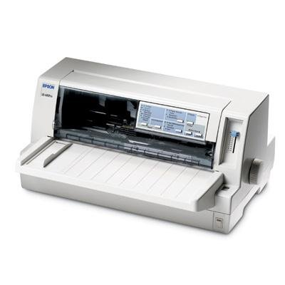 Epson C376101 Pro Dot Matrix Printer LQ-680, 24 Pin, Narrow, Parallel by Epson