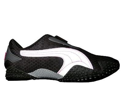 Women's Puma Mostro Ripstop Black White 6 UK: