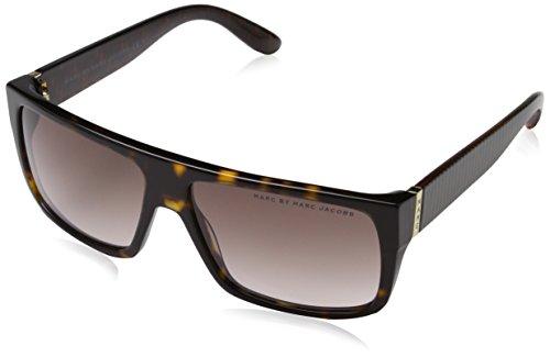 Marc by Marc Jacobs MMJ096 BU9JS Havana MMJ096 Rectangle Sunglasses Lens Catego (096/n/s Sunglasses)