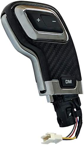 Ford Performance M-7213-F15CF Raptor Style Carbon Fiber Replacement Shift Handle Compatible with 2016-2019 F-150