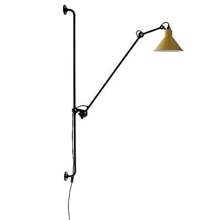 ZZW Lámparas de Pared de Polo Largo Ajustables, iluminación de ...