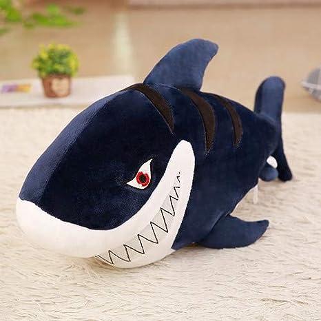 Moonyue Nuevo 55-120cm Gigante Divertido Bite Shark Peluche ...
