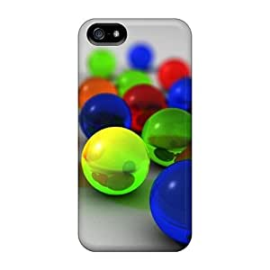 Snap-on Colors Colors Case Cover Skin Compatible With Iphone 5/5s