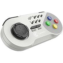 GameSir Wireless Turbo Controller For Nintendo SNES Classic, Super Nintendo NES Turbo Joystick Gamepad Mini Edition