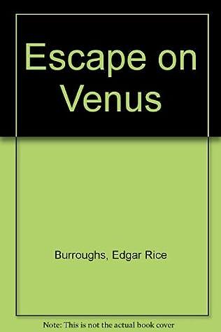 book cover of Escape on Venus