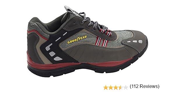 Goodyear G1383010C Calzado (de seguridad línea deportiva), Gris, 37, Set de 2 Piezas: Amazon.es: Bricolaje y herramientas