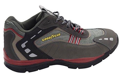 Goodyear G1383010CChaussure de sécurité Ligne Sport Gris, gris, G1383010C
