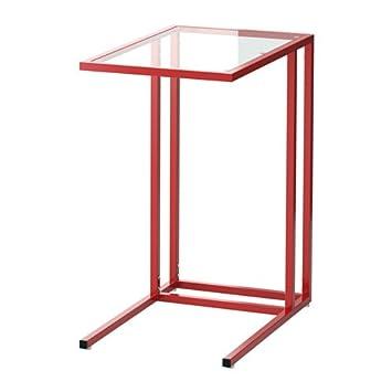 Admirable Amazon Com Ikea Laptop Stand Red Glass 13 3 4X25 5 8 Uwap Interior Chair Design Uwaporg